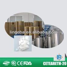LGB cosmetic grade Ceteareth-20 (CS 20),Alcohols C16-18 Ethoxylated