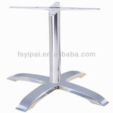NEW Table Base Cafe Restaurant Bar Pedestal Furniture Legs Aluminum