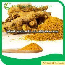 herb medicine curcumin