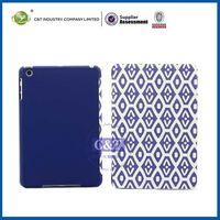 C&T Popular design genuine leather sleeve for apple ipad mini mini