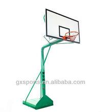 Full Size Basketball Unit with Basketball Hoop Net Backboard JN-0601