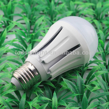 Hot sales super bright e27 7w 12v led solar bulb
