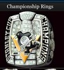 cheap fashion hockey championship ring replica ring deep engraving (factory price mould available)