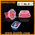 resistência de alta temperatura microondas descartáveis lunch box