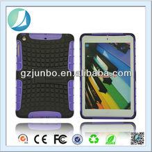 2014 Hotsale Logo Imprint Shockproof Combo Case for ipad mini