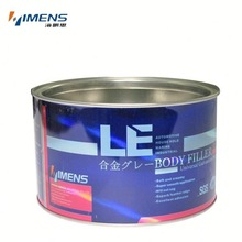 Hot sale used for auto body filler indentation/chemical body filler supplier