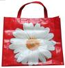 recycled customized logo print non woven bag/pp non woven gift bag