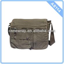 2014 Men's Military Canvas Shoulder Bag