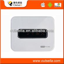 Wireless wifi usb dongle braodband network modem sim card slot