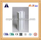 Outstanding noise insulation European Style 88 sliding series plastic pvc extrusion profiles for window frame