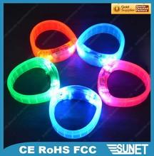 2015 ABS blinking anti-static bracelet