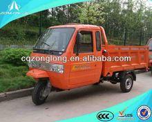 popular China 200cc motorized mini trikes with roof