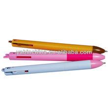 2014 New Design Cute Animal Multi Colored Writing Pen