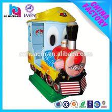 Hot sell 2014 new design canton fair kiddie rides electric mini bus
