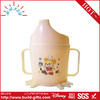 Baby water baby training cup with handle