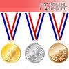Custom Gold Silver Bronze Sport medal ,Blank Framing Medal,2014 Gold Plated Metal Cheap Custom Medals For Match