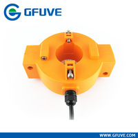 Resin pouring manganese zinc alloy current transformer