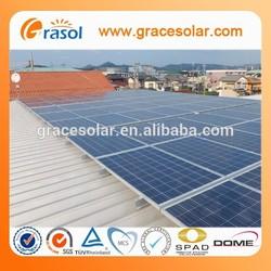 The lowest price solar panel 350w solar panel amorphous solar panel