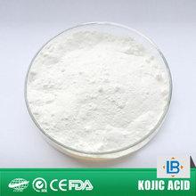 LGB high quality kojic acid powder sale for skin bleaching body scrub cream