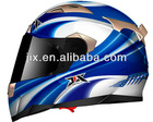 2014 ladies motorcycle helmets/dot street helmets JX-FF002