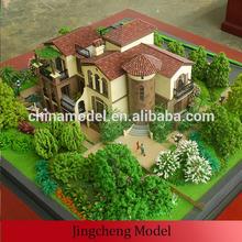 Architectural villa Models / real estate model
