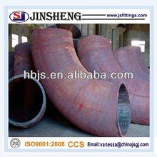 reducing.straight pipe elbow carbon steel pipe fittings long short radius
