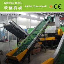 Recycled Film Plastic Grinding Granulating Machine