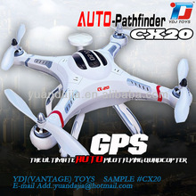 CX-20 Auto-Pathfinder FPV RC Quadcopter with GPS