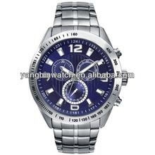 luxury men wrist watch stainless steel 2014 new watch mens