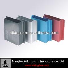 PCB Aluminum Extrusion Enclosure Anodizing Different Colors