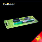 Latest best selling rubber penis e cigarette rechargeable electronic cigarette ce5 from professional factory