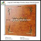 High quality wedding album cover design 10x15cm 6-up 30 sheets