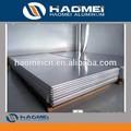 Bom preço 5052, 5005, 5083 folha de alumínio para gutter made in China