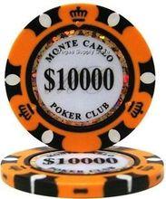 14g Casino Monte Carlo Clay Poker Chip