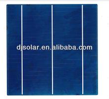 Poly Crystalline Silicon Solar Cells 156x156