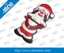 USB2.0 Christmas Day Gift Santa Claus Series 8GB USB Flash Drive