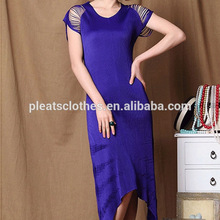 New style simple fashion purple Evening dresses cheap pictures of women in nightgown bodycon dress china supplier