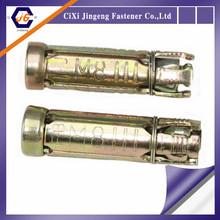M8 4pc hollow core anchor/4pc fix bolt/4pc projection bolt/4pc heavy duty shield anchor