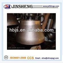 asme b16.9 galvanized concentric reducer