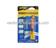 CEKUNDA brand 3g single tube packing super glue