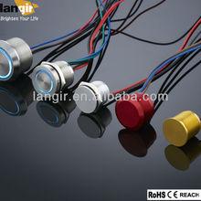 LANGIR Piezo Switch(12MM,16MM,19MM,22MM,25MM,30MM)