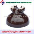 2014 venta caliente aislador tipo pin/aislador de porcelana