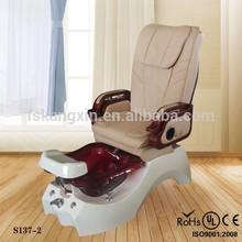 Luxury massage spa pedicure chair accessories/pedicure spa massage chair/pipeless pedicure spa chair KZM-S137-2