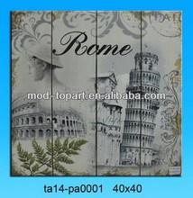 Promotional digital canvas printing