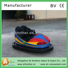 New Design Park Theme Park Machine Battery-powered Bumper car for export