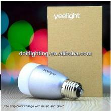 LED Smart Control Bluetooth Light Lamp Bulb 6W Android iOS App