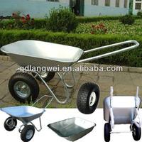 china powered construction wheelbarrow
