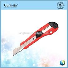 18mm de rodillos de plástico cortador de cuchillo