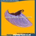 Nuevo 2014 pe cubrezapatos/desechables cubierta de la zapata/venta al por mayor de china