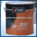 epoxy industrial de anto cuerpo pasta de masilla de poliéster
